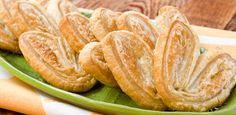 homemade palmiers with Dufour puff pastry recipe