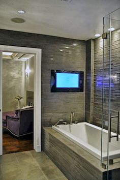 Fresh and cool master bathroom remodel ideas on a budget (68)