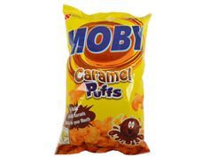 Melts In Your Mouth Caramel Puffs Filipino Recipes, Filipino Food, Corn Snacks, Fanta Can, Melt In Your Mouth, Snack Bags, Caramel, Snack Recipes, Chips