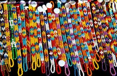 #Cricut Look at those gorgeous colors!  Stock Photo titled: Florida Everglades Miccosukee Indian Indian Arts Festival Tamiami Trail Seminole Beads For Sale, unlicensed use prohibited