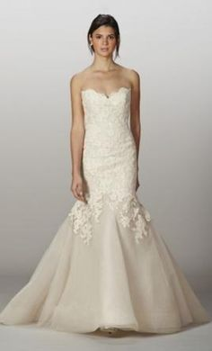 Liancarlo 5833: buy this dress for a fraction of the salon price on PreOwnedWeddingDresses.com