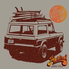 Plastisol  Vintage T-Shirt Textures for Photoshop and Illustrator Vintage  Surf 531be30c9