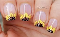 French Tip Nail Designs, French Tip Nails, Toe Nail Designs, Simple Nail Designs, Acrylic Nail Designs, French Manicures, Fall Toe Nails, Get Nails, Hair And Nails