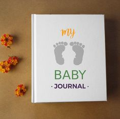 My Pregnancy Journal Custom Pregnancy Planner Personalized Letters To My Son, Letter To My Daughter, Pregnancy Journal, Baby Journal, Pregnancy Planner, Gifts For New Moms, New Baby Gifts, Custom Journals, Custom Book