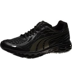 4ae9e8fa2a24 Now Buy Puma Bioweb Elite Men Running Shoes Black-Aged Silver For US Online  Save Up From Outlet Store at Pumashoes.