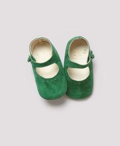 Pepe Maple Baby Shoe, Leprechaun, 18