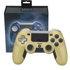 PS4 Elite wireless Controller-gold PS4 Game Joypad