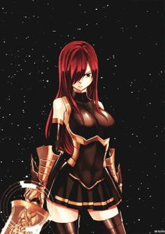 Erza, anyone know what this armour is called ?