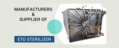 Krishna engineering accepted as well affluent organization, engaged in manufacturing and supplying a variety of E.T.O Sterilizer that is device work on basis of ethylene oxide sterilization. They have outstanding features such as user-friendliness, robustness, reliability and high functionality, excellent dimensional precision etc. http://eto-sterilizers.com/  #etosterilizers #etosterilizer #etosterilizermanufacturer #etosterilizerindia