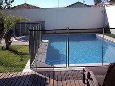 cerca 100% removível para piscinas rede proteção preservidas