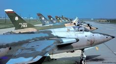 Republic F-105B Thunderchief : Complex and full of innovations