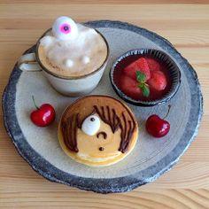 Kitarou pancake plate