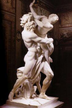 El Rapto de Europa, Bernini