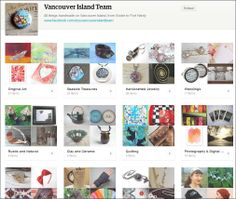 Our Vancouver Island Etsy Team now has its own new page that makes it easier to shop locally and support your island artists and crafters!  Click on the picture to find us...  https://www.etsy.com/pages/vancouver-island-team