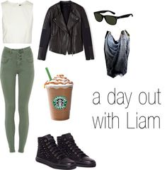 """a day out with Liam"""
