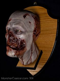 The Zombie Trophy Wall Mount by Andrew Martin. I really want to save money and get one of these if possible.