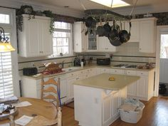 Kitchen Before by John Marshall Custom Homes, via Flickr