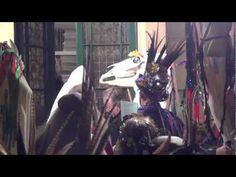 Chepstow Wassail and Mari Lwyd 2012 - YouTube