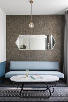 Dorothée Meilichzon | Un hôtel à Paris  architecture d'intérieur, projets de décoration, idées déco