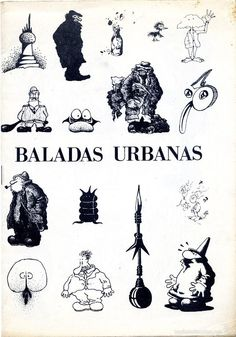 ESPAÑA - COMIC UNDERGROUND BALADAS URBANAS - BARCELONA 1976 - Foto 1