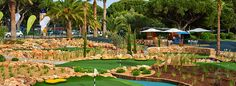 Mini Golf is good fun quinta do lago or the one in Vilamoura which is more expensive and busier