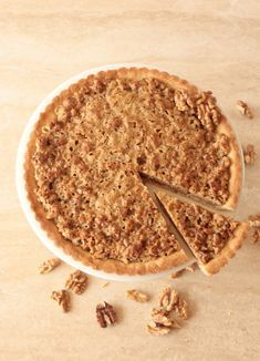 Kuchen de nuez Sweet Cooking, Cooking Time, Amish Recipes, Sweet Recipes, Yummy Food, Tasty, Dessert Recipes, Desserts, Cakes And More