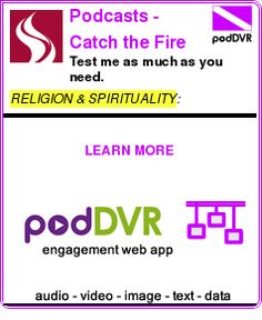#RELIGION #PODCAST  Podcasts - Catch the Fire School of Ministry Oroville California    Test me as much as you need.    LISTEN...  http://podDVR.COM/?c=3c983029-58fd-d5b4-bfb8-6c4622ceaa3d