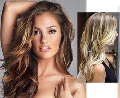 Balayage cheveux coiffure