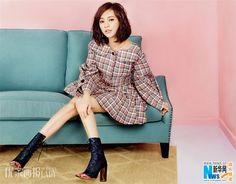 Actress Ivy Chen  http://www.chinaentertainmentnews.com/2016/05/ivy-chen-poses-for-fashion-magazine.html