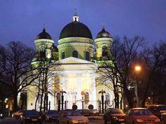 ロシアの聖堂