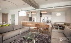 A702-703 Diseño de Interiores por Mar García by Piropo, via Behance