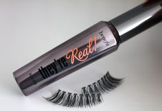 BEST mascara of all time!!! They're Real by Benefit