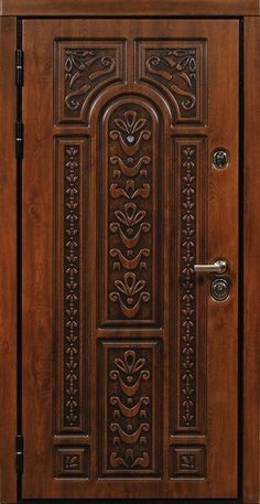 Wooden Doors: Doors with artistic milling .- Wooden Doors: Двери с художественной фрезеровкой … Wooden Doors: Doors with Artistic Milling Wood Doors, Modern Wooden Doors, Doors Interior, Wood Doors Interior, Door Glass Design, Iron Entry Doors, Front Door Design