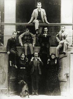 Gods and Foolish Grandeur: Hijinks in Darmstadt - Wolfsgarten, Fall 1899