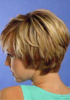 Short hair cut Style 1139