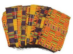 African cloth - kente