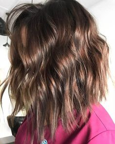 50 Best and Stylish Ideas for Long Bob Haircuts We Adore in 2020 Choppy Bob Hairstyles, Try On Hairstyles, Long Bob Haircuts, Haircuts With Bangs, Modern Hairstyles, Trending Hairstyles, Layered Haircuts, Visage Plus Mince, Short Hair Cuts