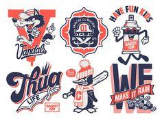 1: Sundsbergin Ranta by Kokoro & Moi | The Hottest Trend In Small-Biz Branding: Old-Timey Logos | Co.Design: business + innovation + design