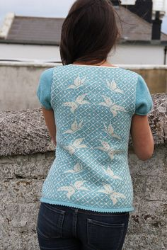 Stranded Knits by AnnKingstone - Happymaking Designs - for happymaking designs