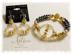 """Cat's Eye Bracelet 