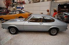 1974 ford capri. smooth School Car, Old School, Mk 1, Ford Capri, First Car, Classic Beauty, Hot Wheels, Dream Cars, Smooth