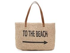 Kelly & Katie To The Beach Tote
