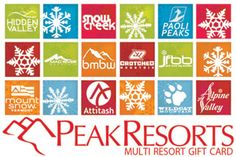 Snow Creek Gift Card- I'd love to take Cash to try skiing this year!