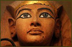 Shabti of King Tutankhamun.