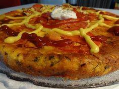 (3) Ομελέτα Φούρνου (νόστιμη σαν πίτσα) - Συνταγή - YouTube