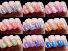Polish Me Silly Thermal Nail Polishes (Formerly Lush Lacquer ...