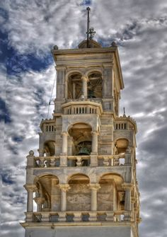 Church in Tinos, Greece