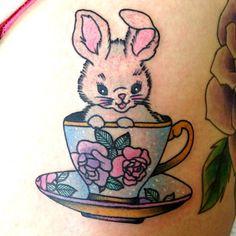 cute 'lil Lauren Winzer bunny