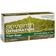 Seventh Generation Trash Bags Review