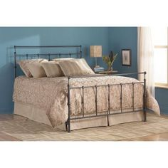 Fashion Bed Group Winslow Bed, Size: Twin - RN469-1, Durable